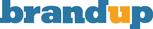 brand up logo